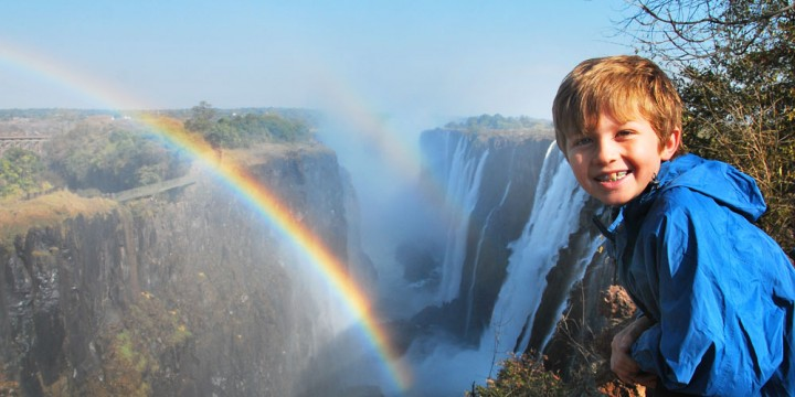 Family Adventure Tour Update: Victoria Falls added to TWK Africa Summer 2016 Trip