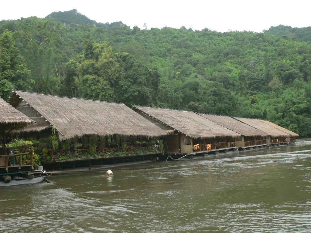 Kwai River Rafts, Thaialand