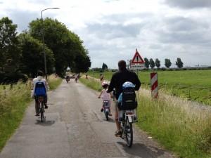 bikingHolland