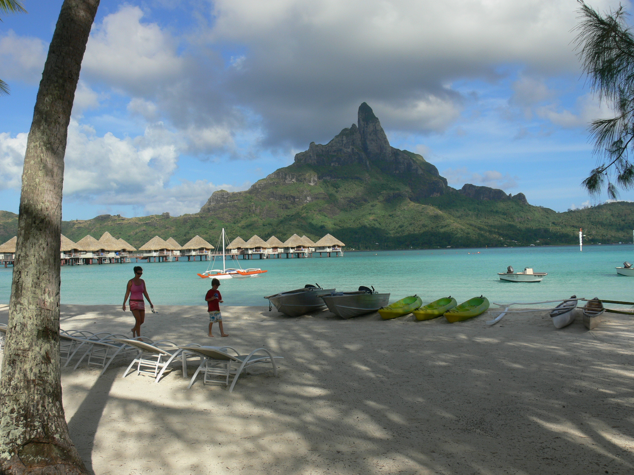 tahiti tourisme contact