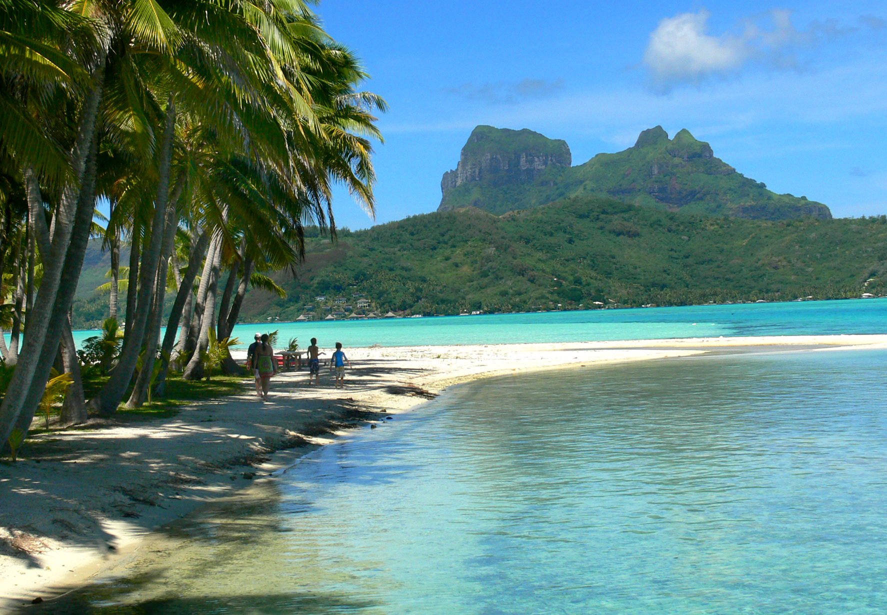French Polynesia Tahiti Moorea And Bora Bora With Kids