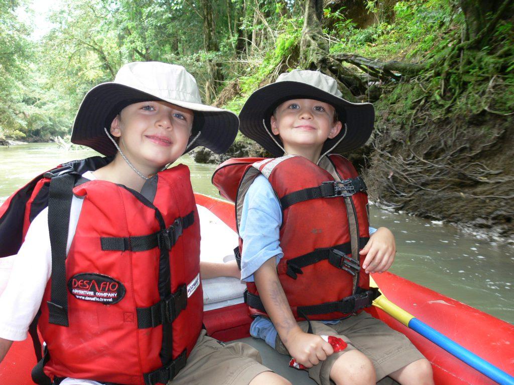 River Safari, Costa Rica