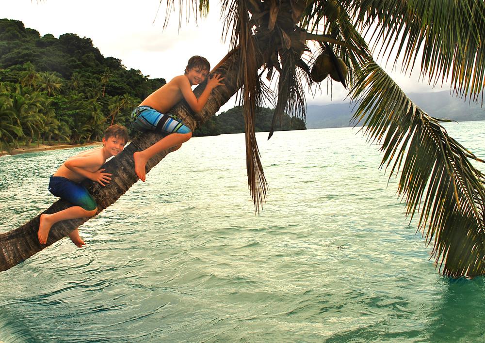 Whispering Tide, Fiji