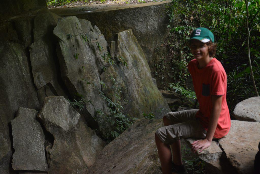 Cave, Bukit Lawang, Indonesia
