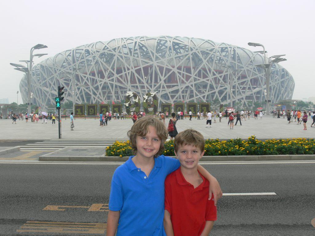 Bird's Nest, Beijing Olympics, China