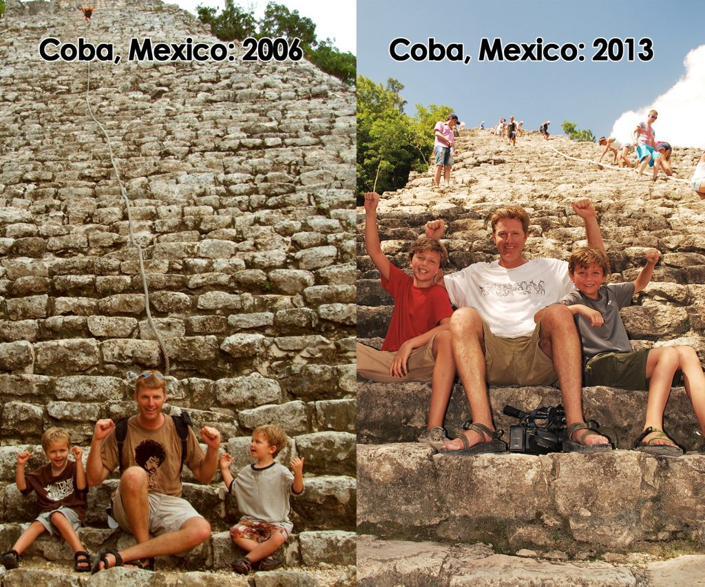 Coba, Mexico on the Mayan Riviera