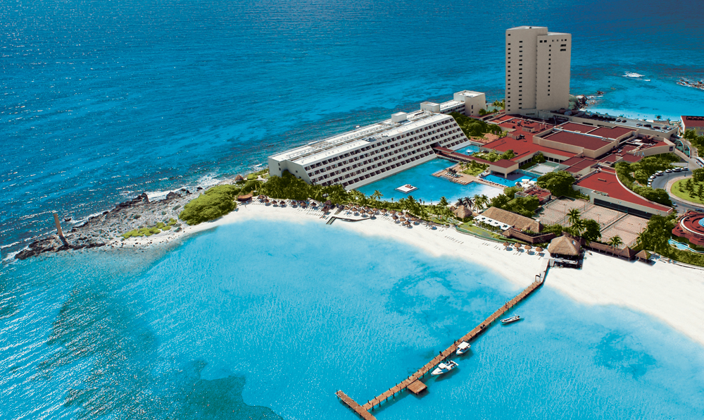 Review Dreams Of Cancun